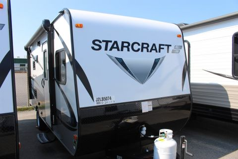 New 2018 Starcraft LAUNCH OUTFITTER 7 17BH  3197