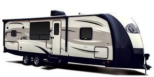 Pre-Owned 2016 FOREST RIVER VIBE X-LITE 268RKS