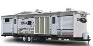Pre-Owned 2014 FOREST RIVER SALEM VILLA CLASSIC 402QBQ