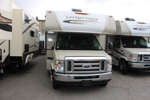 New 2018 COACHMEN LEPRECHAUN 311FS MOTORHOME