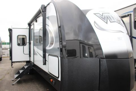 New 2018 FOREST RIVER VIBE 288RLS