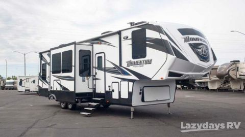 New 2018 GRAND DESIGN MOMENTUM 349M