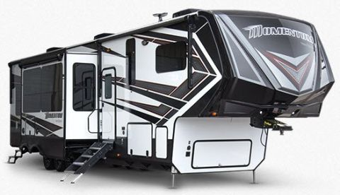 New 2019 GRAND DESIGN MOMENTUM 376TH