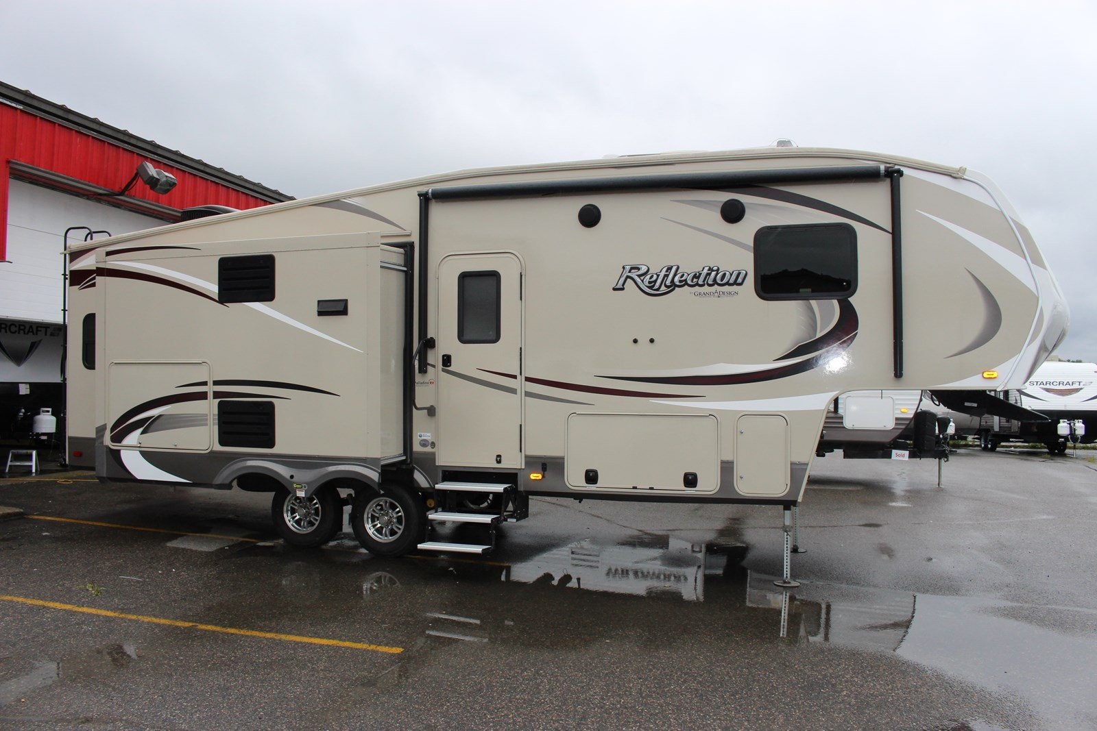 Pre-Owned 2016 GRAND DESIGN REFLECTION 29RS