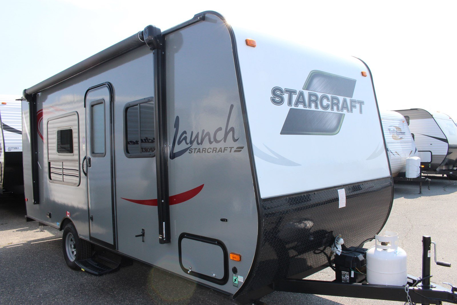 Pre-Owned 2017 Starcraft LAUNCH 17QB