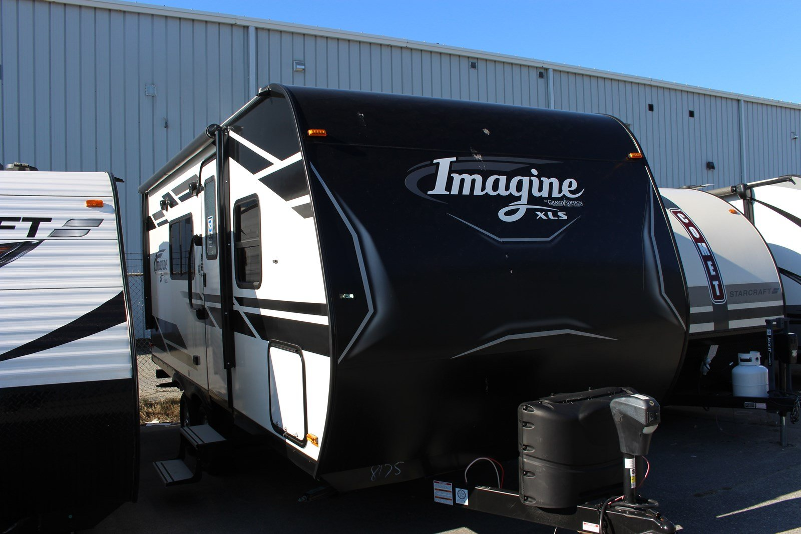 New 2019 GRAND DESIGN IMAGINE XLS 18RBE