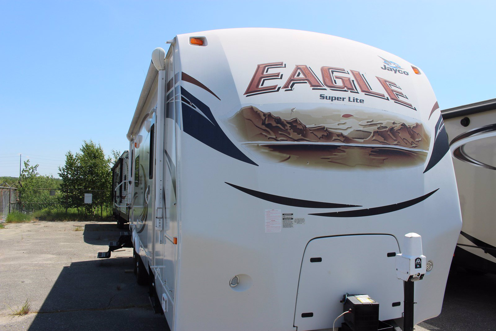 Pre-Owned 2012 JAYCO EAGLE SUPERLITE 256RKS