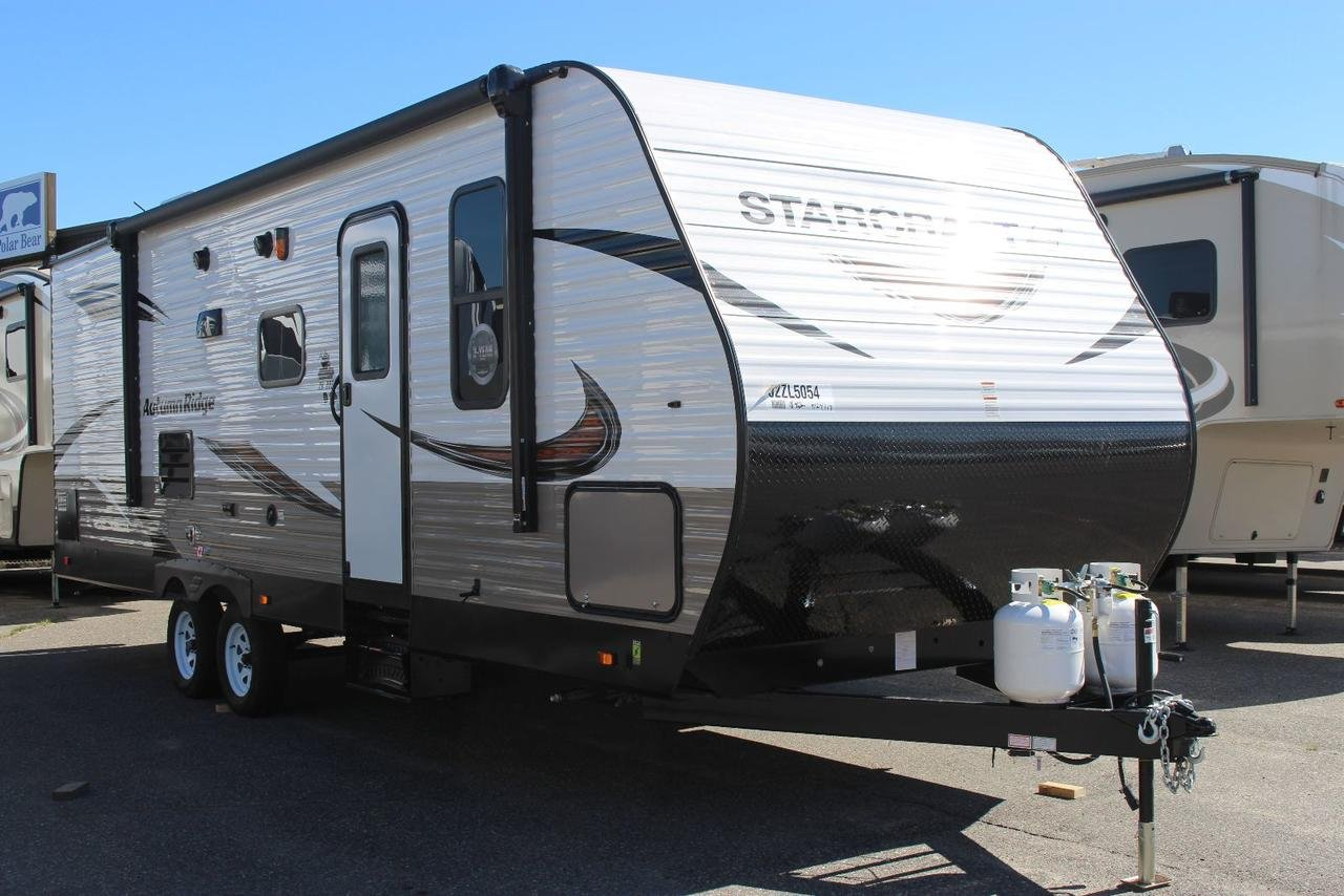 New 2018 Starcraft Autumn Ridge OUTFITTER 26BHS