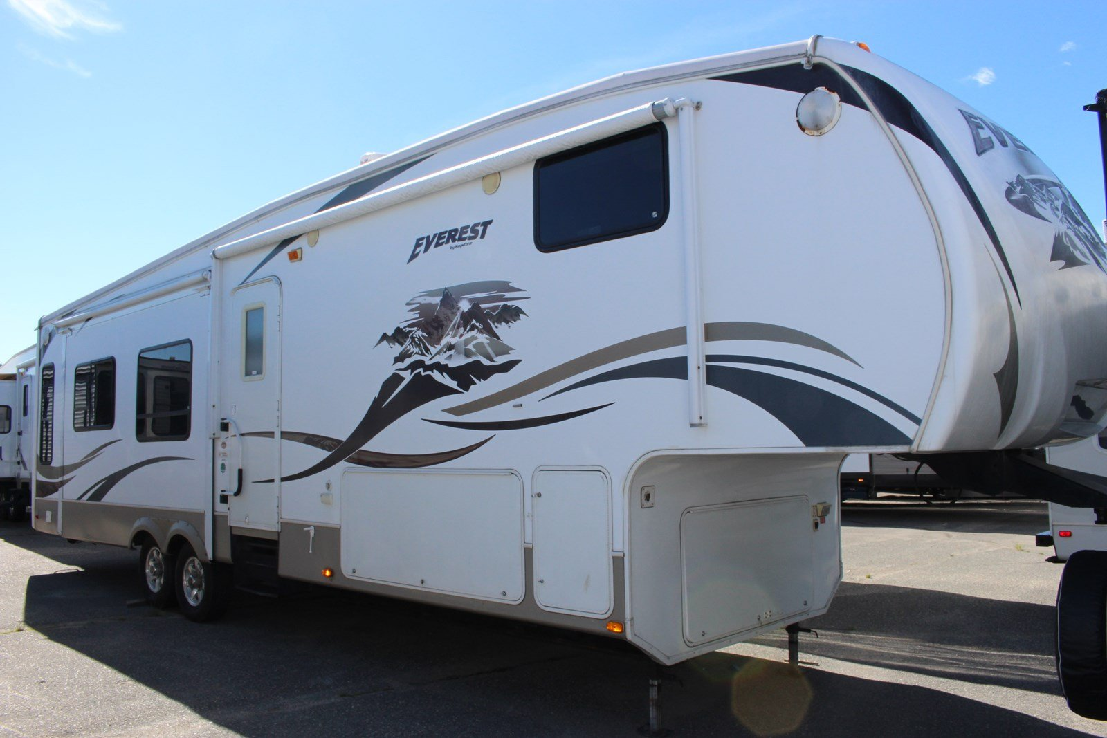 Pre-Owned 2008 KEYSTONE EVEREST 348R