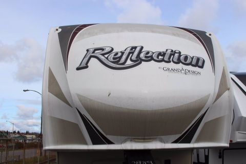 Pre-Owned 2016 GRAND DESIGN REFLECTION 357BHS