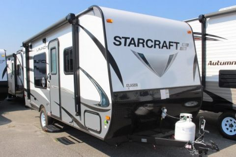 New 2018 Starcraft LAUNCH OUTFITTER 7 17QB
