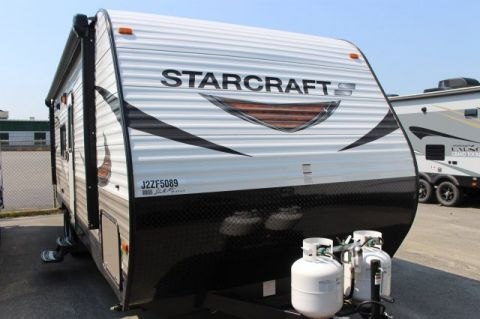 New 2019 Starcraft AUTUMN RIDGE OUTFITTER 26BH