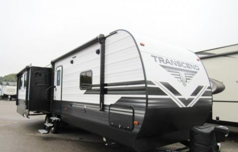 New 2019 GRAND DESIGN TRANSCEND 31RLS