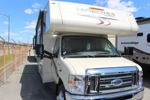 New 2019 COACHMEN LEPRECHAUN 260DSF